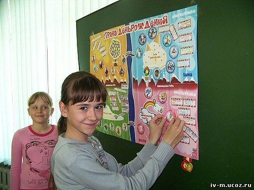 Смешные конкурсы на день именинника в школе